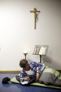 Übernachten im Kloster der Dominikanerinnen